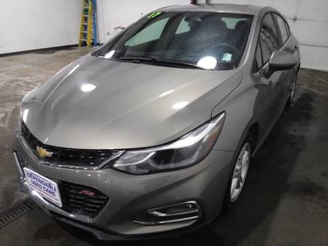 2017 Chevrolet Cruze for sale in Anchorage, AK
