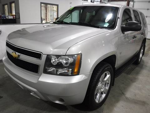 2008 Chevrolet Tahoe for sale at Dependable Used Cars in Anchorage AK