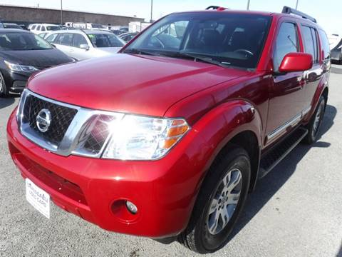 2012 Nissan Pathfinder for sale in Anchorage, AK