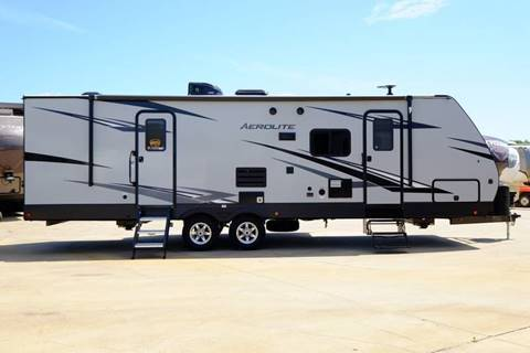 2019 Aerolite 2843 Bunk House for sale at Dependable Used Cars in Anchorage AK