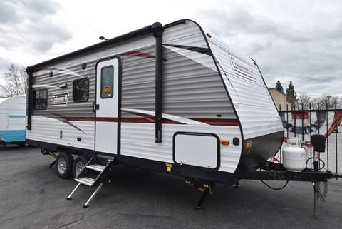 2019 Coleman 202RDWE for sale in Anchorage, AK
