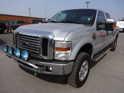 2009 Ford F-350 Super Duty for sale at Dependable Used Cars in Anchorage AK