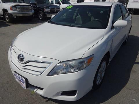 2011 Toyota Camry for sale at Dependable Used Cars in Anchorage AK