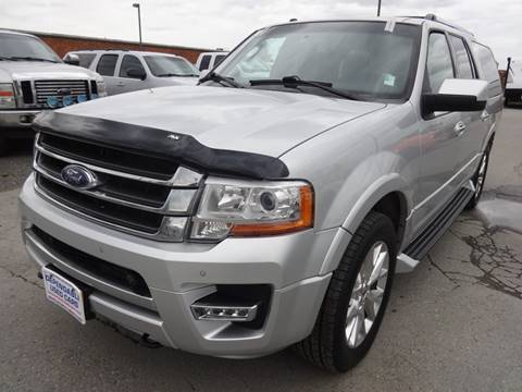 2015 Ford Expedition EL for sale in Anchorage, AK