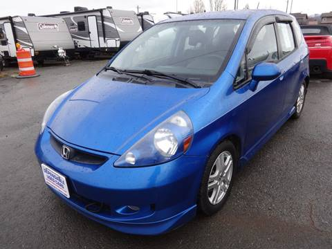 2008 Honda Fit for sale in Anchorage, AK