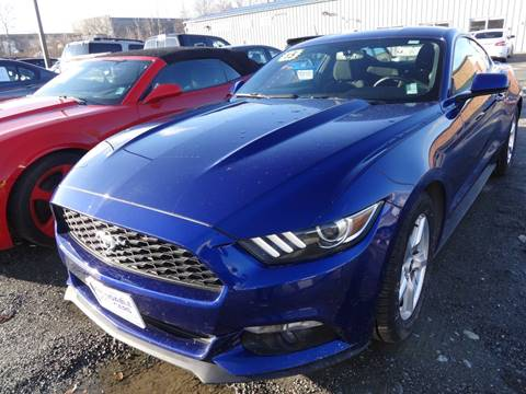 2015 Ford Mustang for sale in Anchorage, AK