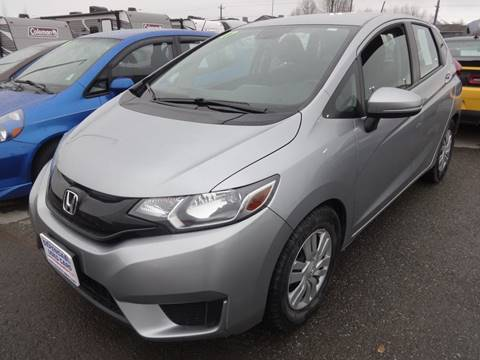 2017 Honda Fit for sale in Anchorage, AK
