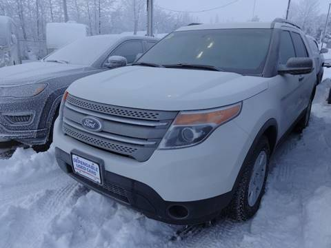 2011 Ford Explorer for sale at Dependable Used Cars in Anchorage AK