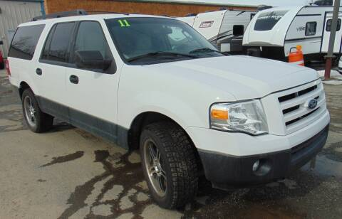 2011 Ford Expedition EL for sale at Dependable Used Cars in Anchorage AK