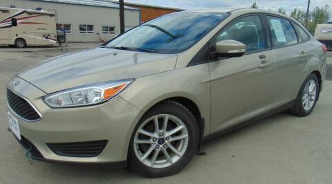 2016 Ford Focus for sale at Dependable Used Cars in Anchorage AK