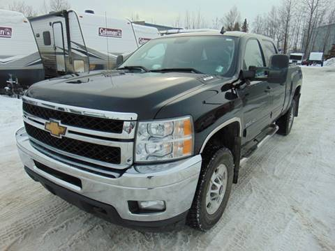 2011 Chevrolet Silverado 2500HD for sale at Dependable Used Cars in Anchorage AK