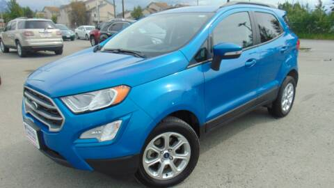 2018 Ford EcoSport for sale at Dependable Used Cars in Anchorage AK