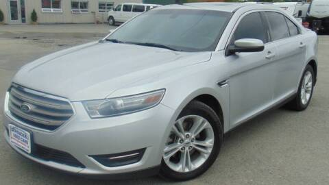 2013 Ford Taurus for sale at Dependable Used Cars in Anchorage AK