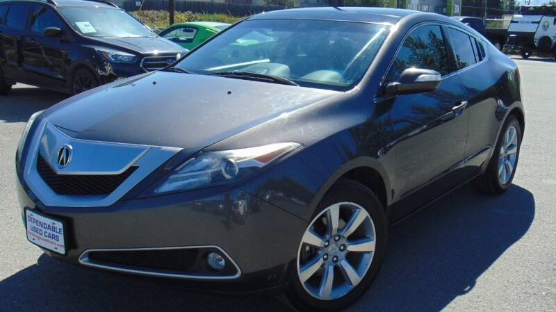 2010 Acura ZDX for sale at Dependable Used Cars in Anchorage AK