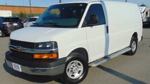 2019 Chevrolet Express Cargo for sale at Dependable Used Cars in Anchorage AK