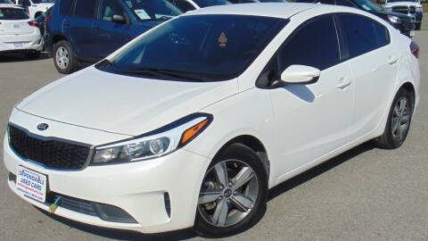 2018 Kia Forte for sale at Dependable Used Cars in Anchorage AK