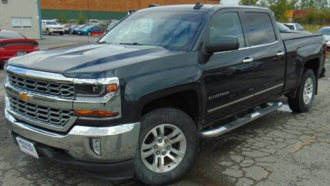 2017 Chevrolet Silverado 1500 for sale at Dependable Used Cars in Anchorage AK