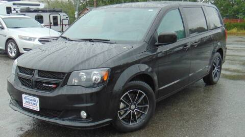 2018 Dodge Grand Caravan for sale at Dependable Used Cars in Anchorage AK