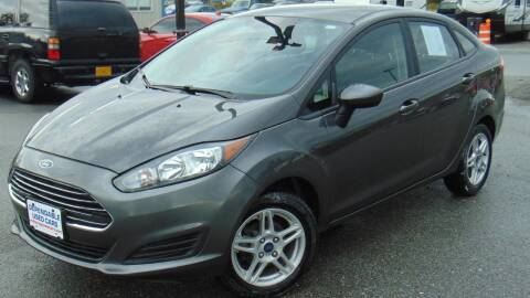 2018 Ford Fiesta for sale at Dependable Used Cars in Anchorage AK