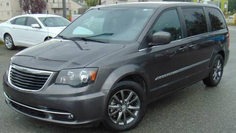 2015 Chrysler Town and Country for sale at Dependable Used Cars in Anchorage AK