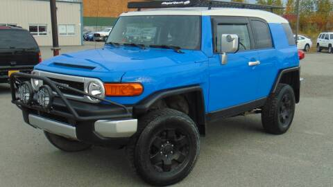 2007 Toyota FJ Cruiser for sale at Dependable Used Cars in Anchorage AK