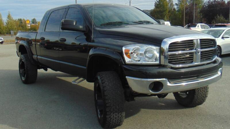2007 Dodge Ram Pickup 2500 for sale at Dependable Used Cars in Anchorage AK