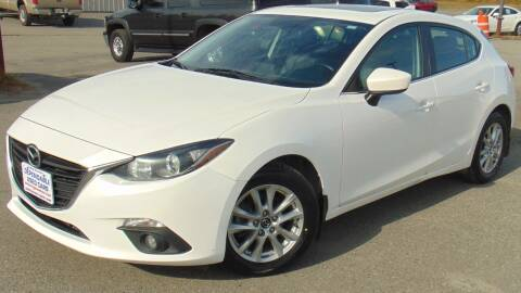 2016 Mazda MAZDA3 for sale at Dependable Used Cars in Anchorage AK