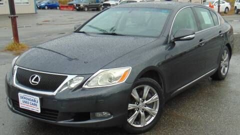 2008 Lexus GS 350 for sale at Dependable Used Cars in Anchorage AK