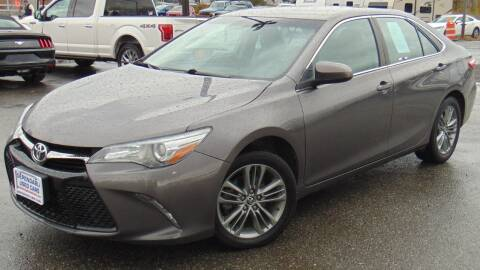2015 Toyota Camry for sale at Dependable Used Cars in Anchorage AK