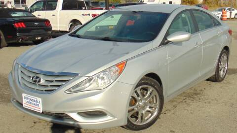 2011 Hyundai Sonata for sale at Dependable Used Cars in Anchorage AK
