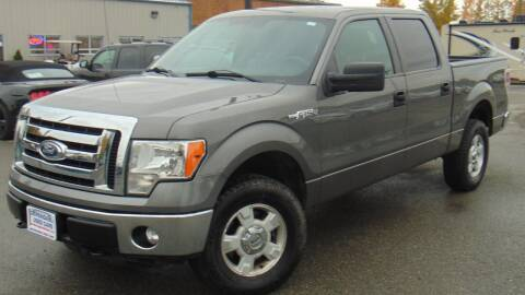 2011 Ford F-150 for sale at Dependable Used Cars in Anchorage AK