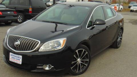 2016 Buick Verano for sale at Dependable Used Cars in Anchorage AK
