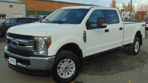 2018 Ford F-350 Super Duty for sale at Dependable Used Cars in Anchorage AK