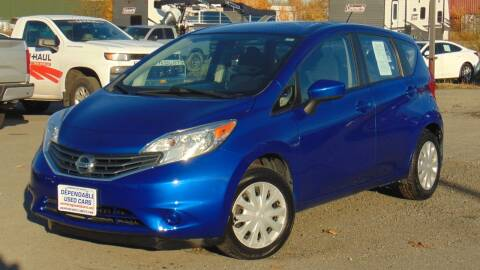 2015 Nissan Versa Note for sale at Dependable Used Cars in Anchorage AK