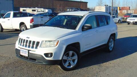2011 Jeep Compass for sale at Dependable Used Cars in Anchorage AK