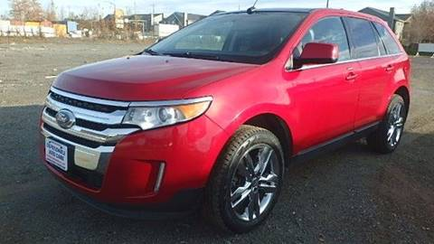 2011 Ford Edge for sale at Dependable Used Cars in Anchorage AK