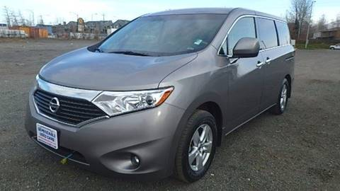 2012 Nissan Quest for sale at Dependable Used Cars in Anchorage AK