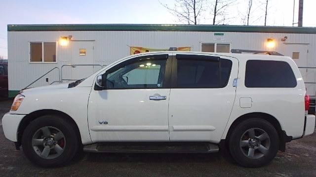 2005 Nissan Armada for sale at Dependable Used Cars in Anchorage AK