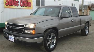 2007 Chevrolet Silverado 1500 Classic for sale in Anchorage, AK