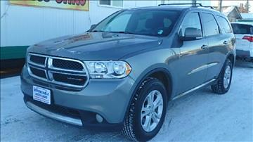 2011 Dodge Durango for sale at Dependable Used Cars in Anchorage AK