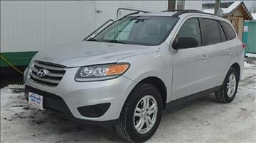2012 Hyundai Santa Fe for sale at Dependable Used Cars in Anchorage AK