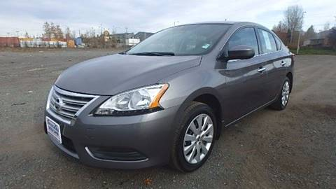 2015 Nissan Sentra for sale at Dependable Used Cars in Anchorage AK