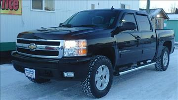 2007 Chevrolet Silverado 1500 for sale at Dependable Used Cars in Anchorage AK
