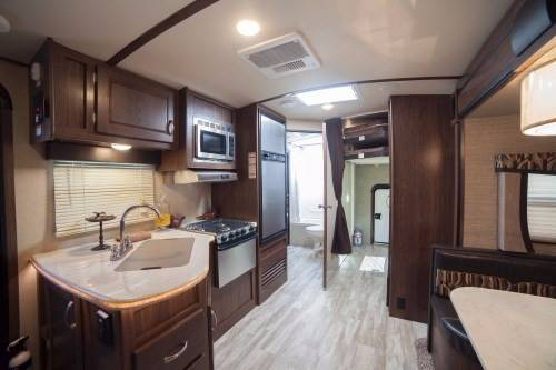 2017 AEROLITE 242BHSL for sale at Dependable Used Cars in Anchorage AK