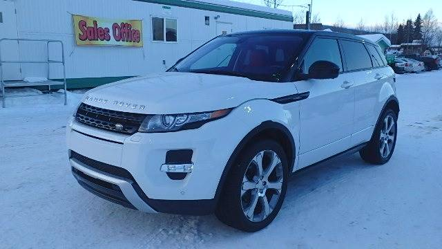 2015 Land Rover Range Rover Evoque for sale at Dependable Used Cars in Anchorage AK