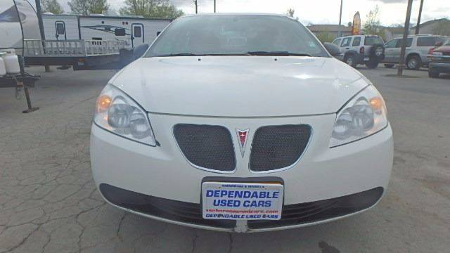 2007 Pontiac G6 for sale at Dependable Used Cars in Anchorage AK