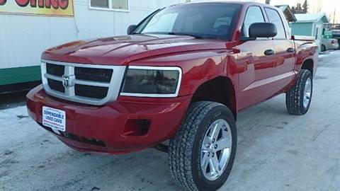 2010 Dodge Dakota for sale at Dependable Used Cars in Anchorage AK