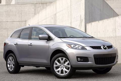 2007 Mazda CX-7 for sale at Dependable Used Cars in Anchorage AK