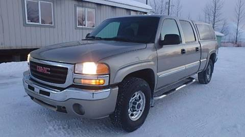 2003 GMC Sierra 1500HD for sale at Dependable Used Cars in Anchorage AK