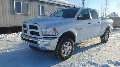 2016 RAM Ram Pickup 2500 for sale at Dependable Used Cars in Anchorage AK